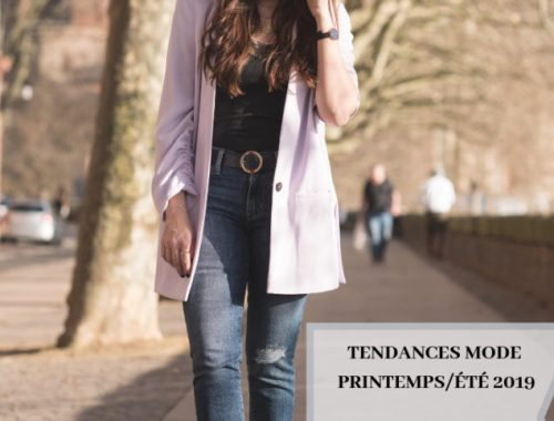 TENDANCES MODE PRINTEMPS_ÉTÉ 2019 #fashion #tendancemode #printempsété2019 #fashion