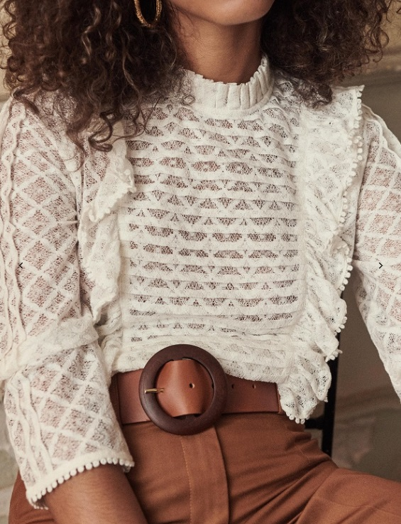 blouse emma sézane 95e onlybrightness - Nouvelle collection Sézane printemps/été 2019