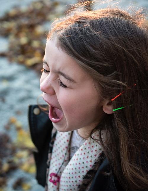 enfant en colère - 5 conseils pour gérer un enfant violent
