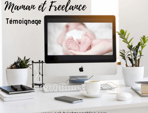 Maman freelance rédaction web