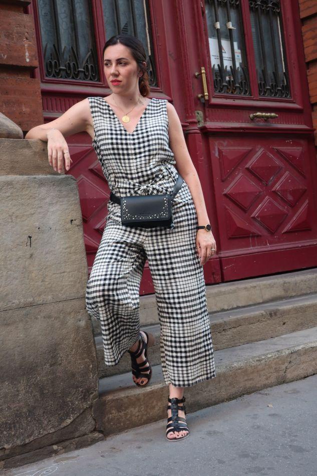 blogueuse toulousaine mode  - La tendance du sac banane