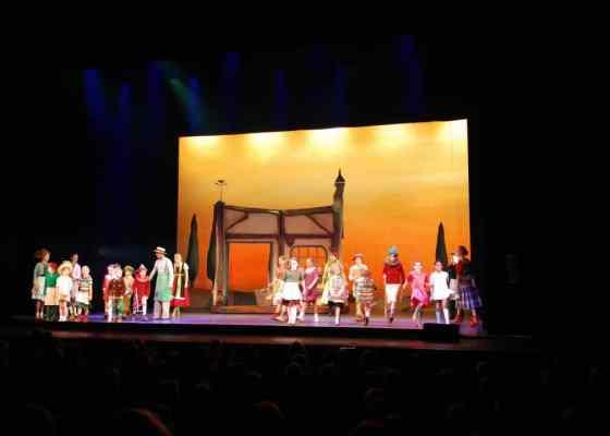 Theatermusical Pinokkio