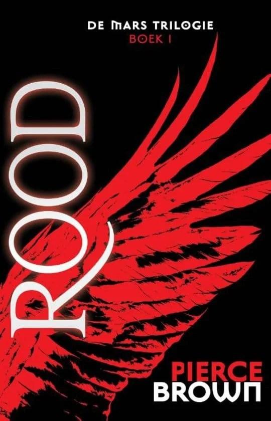 Winactie/Recensie Rood, Pierce Brown