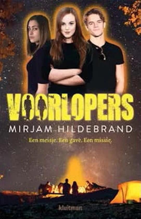 Recensie Voorlopers, Mirjam Hildebrand