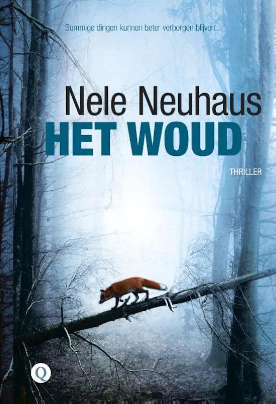 Recensie Het woud, Nele Neuhaus