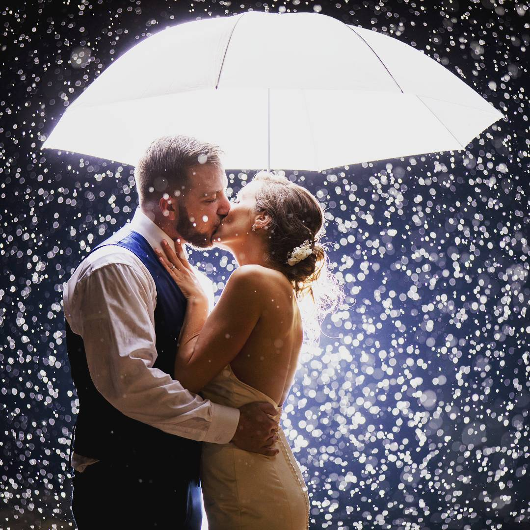 Raining on Your Wedding Day