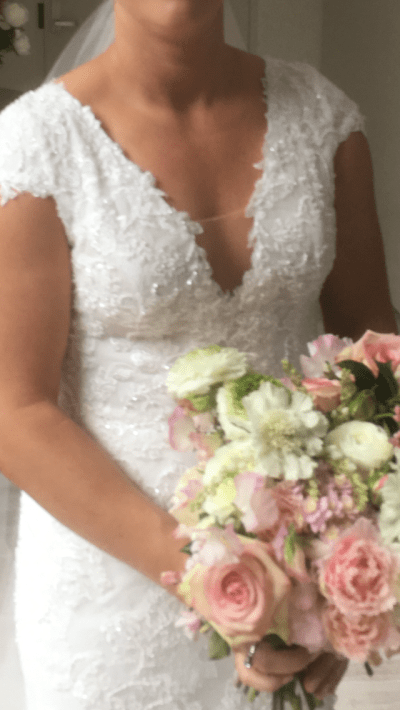 nicole spose wedding dress | pre-loved wedding dress