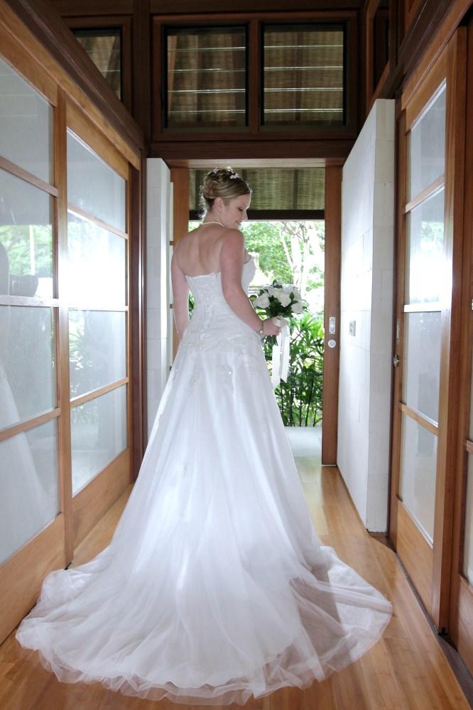 Hob nob wedding dress | preloved wedding dress