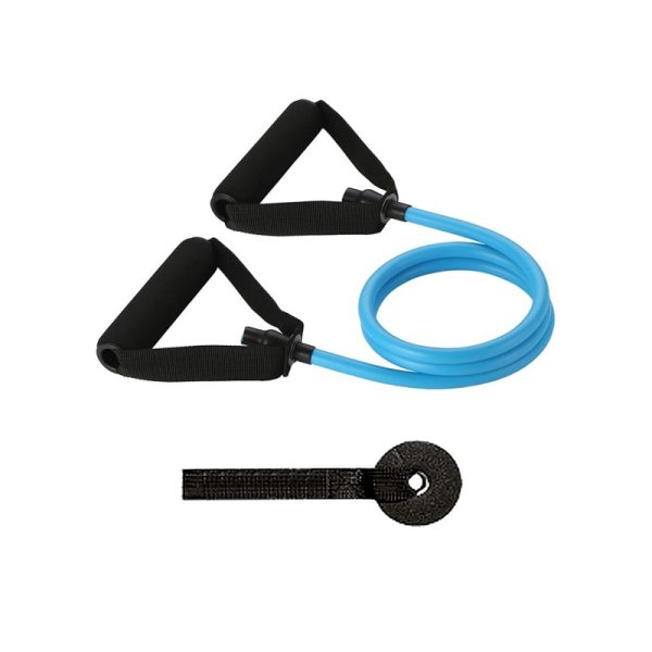 Yoga & Fitness Resistance Bands with Tensile Expander