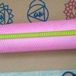 Yoga Foam Roller High density 6 Fun Colour photo review