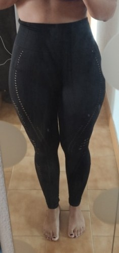 Set Leggings and Top with long sleeve for Women photo review