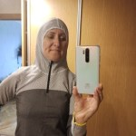 Yoga and Fitness Hooded Jacket Long Sleeve photo review