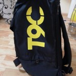 Gym Bag ultralight backpack photo review