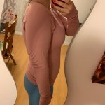 Yoga Seamless Top Super Soft Long Sleeve in 6 Fun Colour photo review