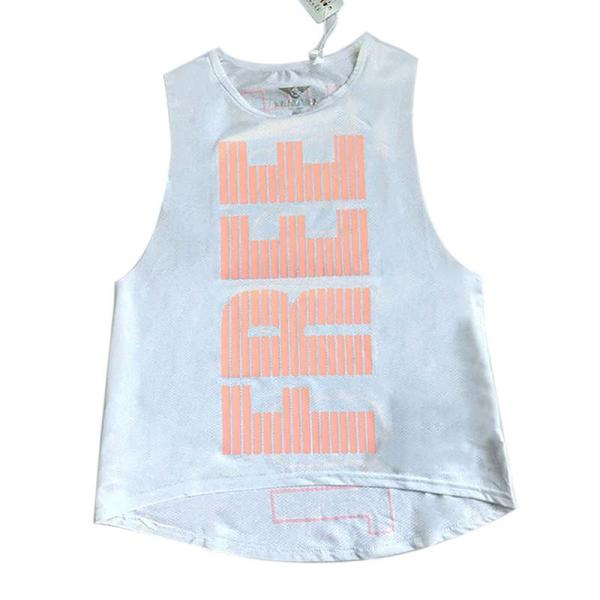 Quick-Dry Printed Breathable Yoga & Fitness Top - Yoga Top - Only Fit Gear