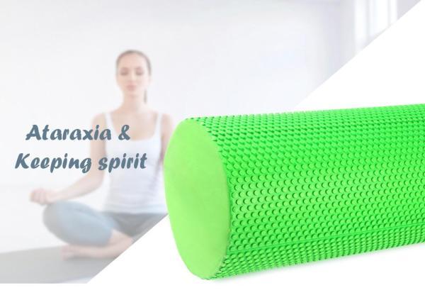 Yoga EVA Foam Roller High quality - Yoga Roller - Only Fit Gear