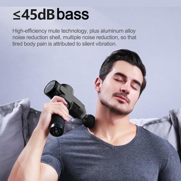 Muscle Massage Gun Vibration - Massage Gun - Only Fit Gear