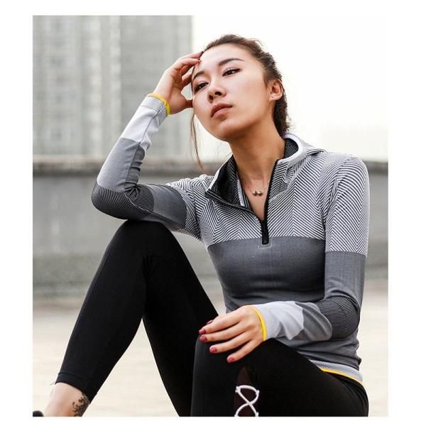 Yoga & Fitness Hooded Jacket Long Sleeve - Yoga Jacket - Only Fit Gear