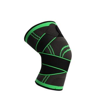 Knee Support Fitness Gear Pressurized Elastic - Knee Support - Only Fit Gear