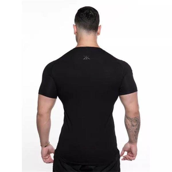 Gym & Fitness Compression T-shirt for Men - T-Shirts - Only Fit Gear