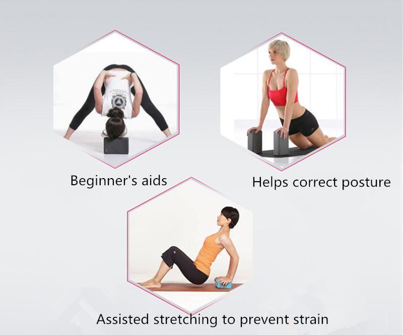 Yoga Foam Block Brick 2
