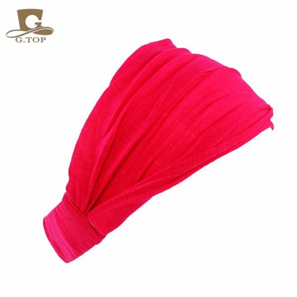 Yoga Headband Elastic Stretch Running Hairband