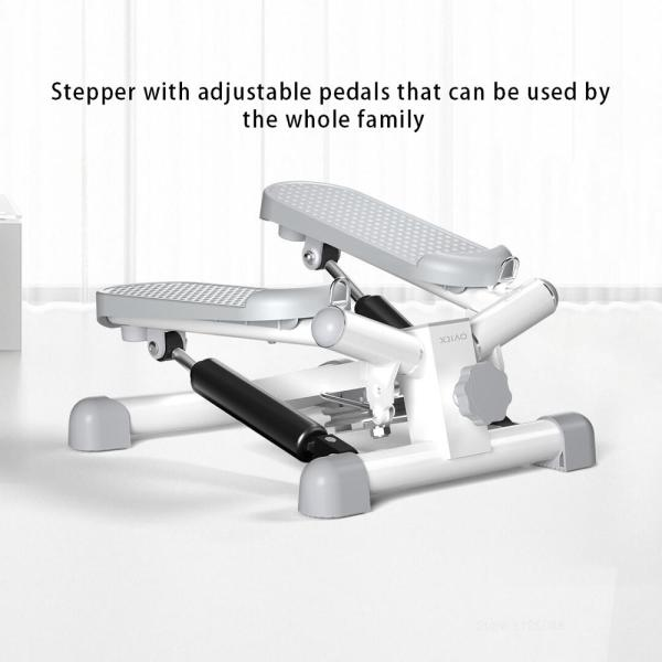 Stepper With Elastic Rope