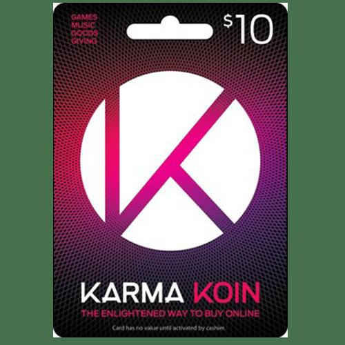 Karma Coin 10$