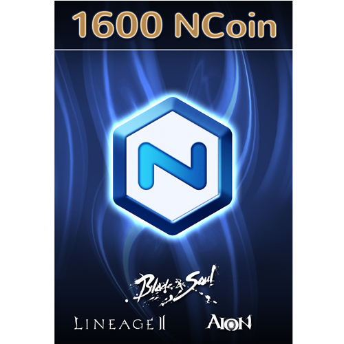 NCsolft NCoin 1600