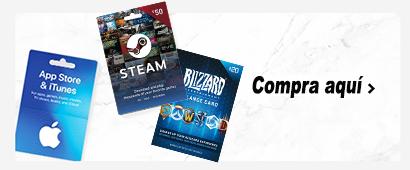 Itunes, Steam, Blizzard y mucho más