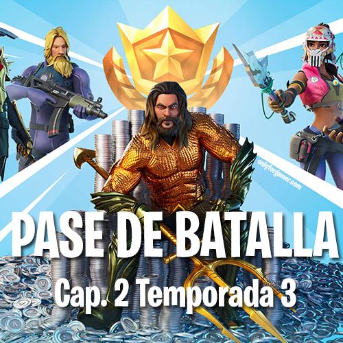 Pase de batalla cap2 temp 3