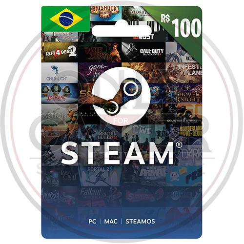 100Rs Steam