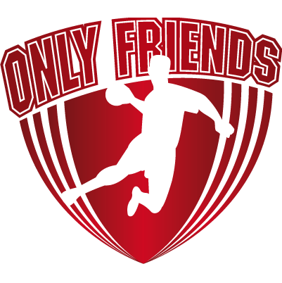 Logo Only Friends Handbal