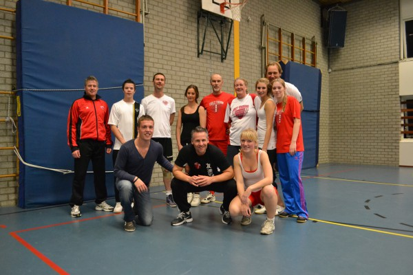 Foto Volleybaltoernooi
