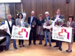 Uitreiking Hedy d'Ancona Architectuurprijs 2012