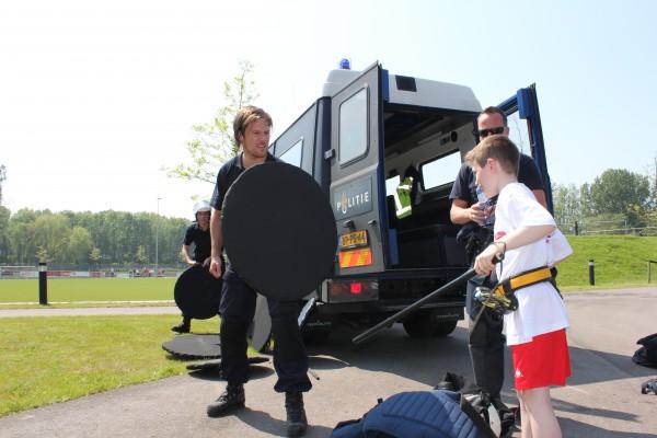 Politiedag 2012