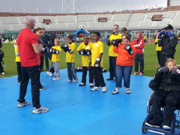Open Dag Cruyff Foundation 2012