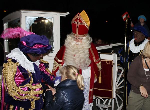 Sinterklaas 2012
