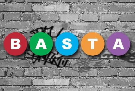 Logo BASTA School TV