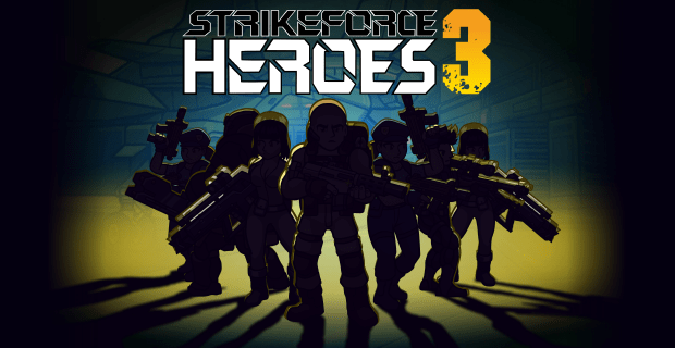 strike force heroes 3 hacked