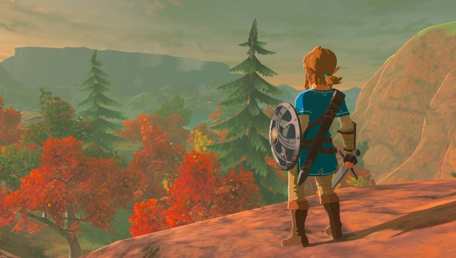 Legend of Zelda - Breath of The Wild