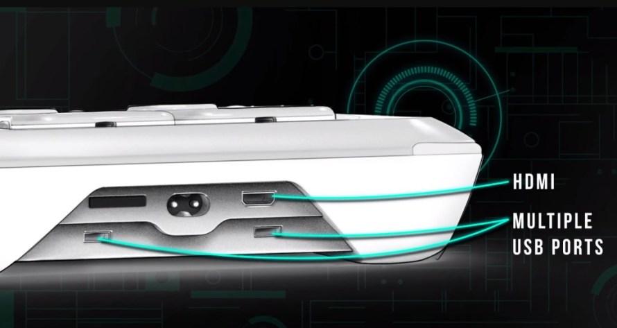 Amico Intellivision: conectividad