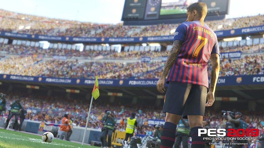 PES 2019: Coutinho es una de las figuras principales