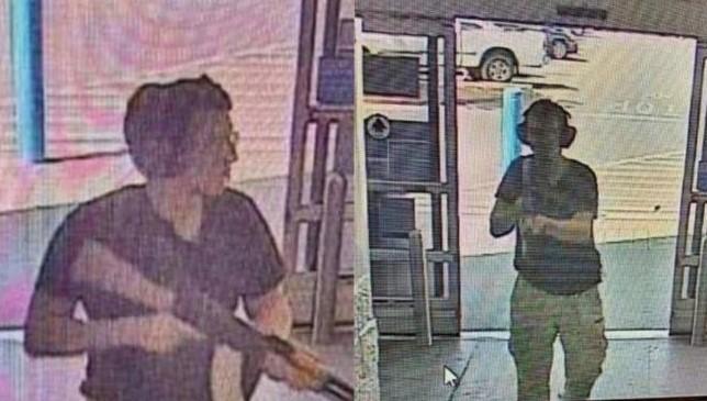 El tiroteo en el Walmart de El Paso, Texas