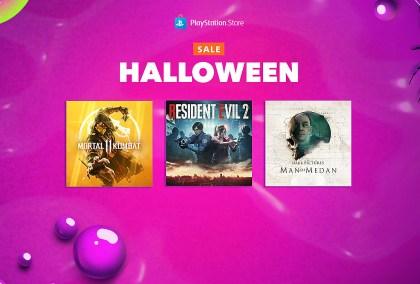 """Comienzan las ofertas """"de terror"""" en la PlayStation Store hasta noviembre"""