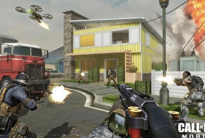 """""""Call of Duty: Mobile"""" superó las 35 millones de descargas"""