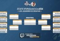Arrancó el torneo #YoMeQuedoEnCasaIESA con los jugadores del Fútbol Argentino