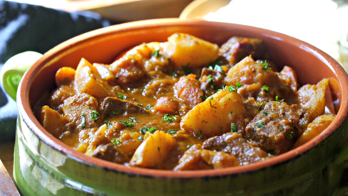 African Beef Stew - Only Gluten Free Recipes