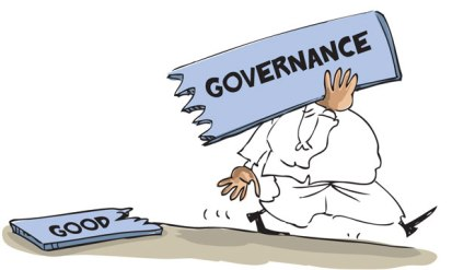 BROKEN GOOD GOVERNANCE