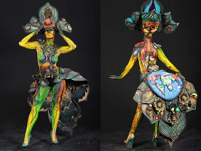 1683471 slide s 18 at the world bodypainting festival painters transform humans into art